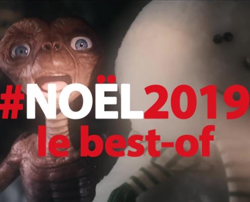 Découvrez le meilleur des films de Noël 2019