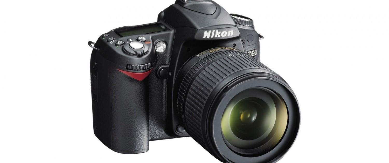Reflex numérique Nikon D90