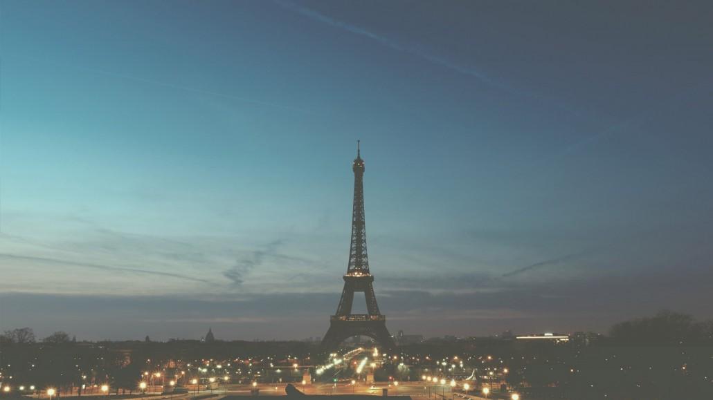 Tournage Paris
