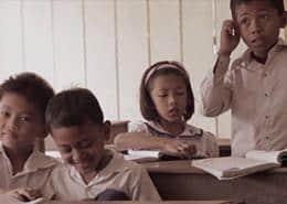 film interview feu vert enfants mekong