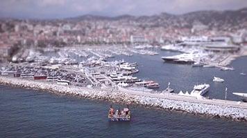 Brand content vidéo Ginger CEBTP Cannes