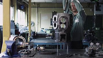 Film de présentation des services de remanufacturing Gradius