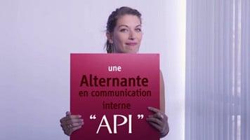 Film marque employeur pour Apicil
