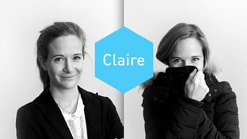 Découvrez le portrait de Claire dans cette interview marque employeur pour Orphoz