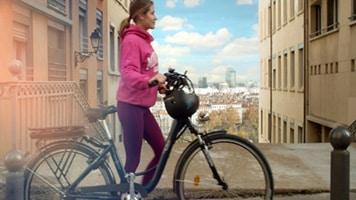 Découvrez le E-Roll 80, nouveau vélo électrique Feu Vert